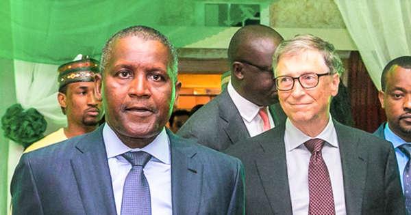 African billionaires of 2018: 10 richest people in Nigeria