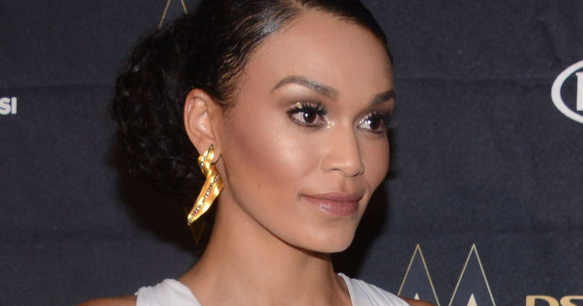 Pearl Thusi's spicy #TBT snap has people mistaking her for