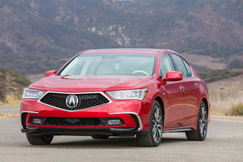 Research 2020                   ACURA RLX pictures, prices and reviews