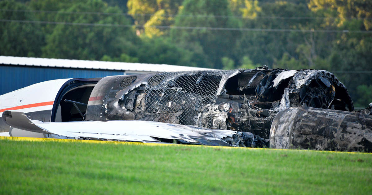 NTSB reveals cause of Earnhardt Jr  plane crash