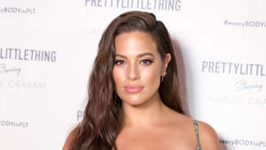 WEST HOLLYWOOD, CALIFORNIA - SEPTEMBER 24:  Ashley Graham attends the PrettyLittleThing x Ashley Graham Event at Delilah on September 24, 2018 in West Hollywood, California.  (Photo by Greg Doherty/Getty Images)