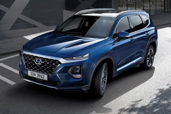 Research 2020                   HYUNDAI Santa Fe pictures, prices and reviews