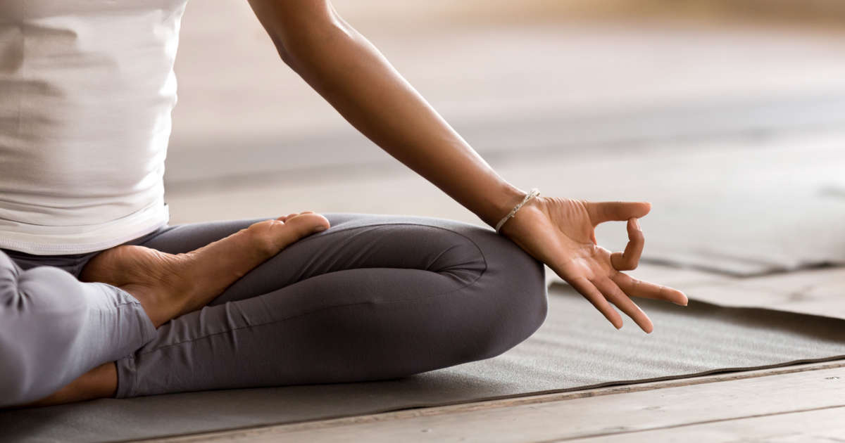 5 Yoga Poses To Ease Back Pain