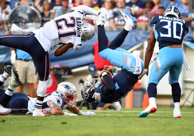 ab4f0ead Why there's no doubt Titans' Mariota starts opener over Tannehill