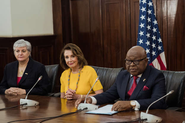 Image result for nancy pelosi in ghana images