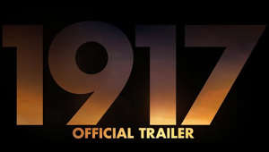 1917 In Theaters December https://www.1917.movie  Sam Mendes, the Oscar®-winning director of Skyfall, Spectre and American Beauty, brings his singular vision to his World War I epic, 1917.   At the height of the First World War, two young British soldiers, Schofield (Captain Fantastic's George MacKay) and Blake (Game of Thrones' Dean-Charles Chapman) are given a seemingly impossible mission. In a race against time, they must cross enemy territory and deliver a message that will stop a deadly attack on hundreds of soldiers—Blake's own brother among them.  1917 is directed by Sam Mendes, who wrote the screenplay with Krysty Wilson-Cairns (Showtime's Penny Dreadful). The film is produced by Mendes and Pippa Harris (co-executive producer, Revolutionary Road; executive producer, Away We Go) for their Neal Street Productions, Jayne-Ann Tenggren (co-producer, The Rhythm Section; associate producer, Spectre), Callum McDougall (executive producer, Mary Poppins Returns, Skyfall) and Brian Oliver (executive producer, Rocketman; Black Swan).   The film is produced by Neal Street Productions for DreamWorks Pictures in association with New Republic Pictures. Universal Pictures will release the film domestically in limited release on December 25, 2019 and wide on January 10, 2020. Universal and Amblin Partners will distribute the film internationally, with eOne distributing on behalf of Amblin in the U.K.