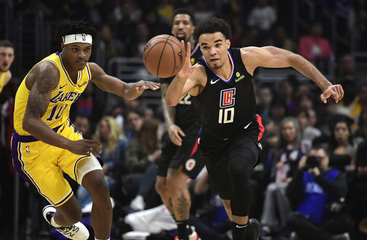 Christmas Day Nba Games 2019.Lakers Clippers Set To Face Off In 1 Of 5 Christmas Day Games