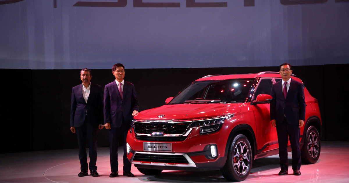 Kia Seltos Variant Wise Features Leaked Ahead Of India Launch