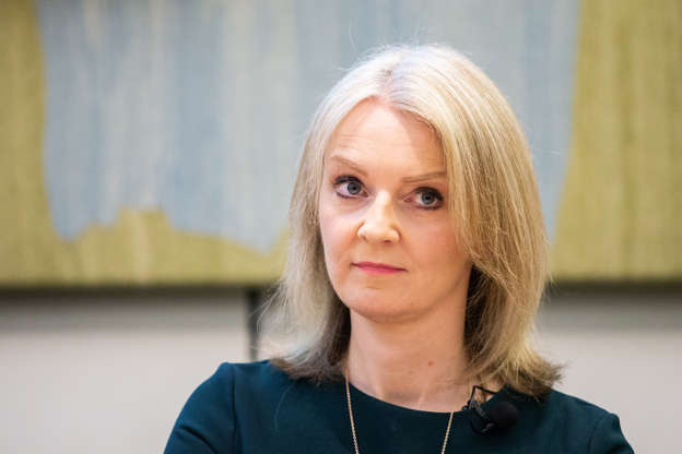 New trade minister Liz Truss had private talks in US with