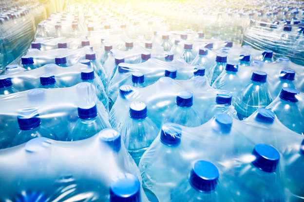 Bottled water recalled due to presence of unsafe levels of