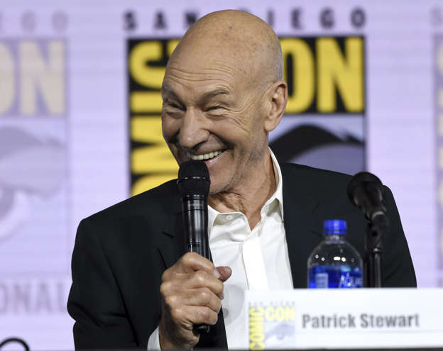 CBS's Star Trek: Picard is getting host of prequel book material