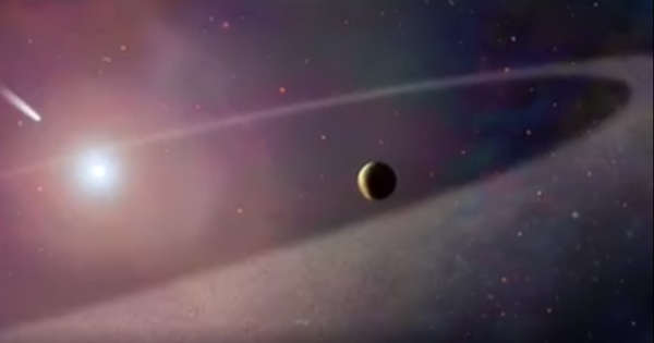 Planets orbiting 'zombie' stars can 'broadcast' for billion years
