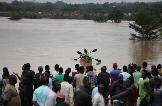 Floods from eight nations threaten Nigeria, agencies meet