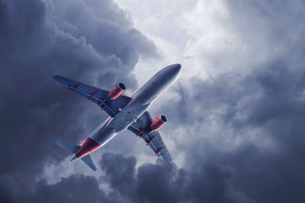 Climate crisis may be increasing jet stream turbulence