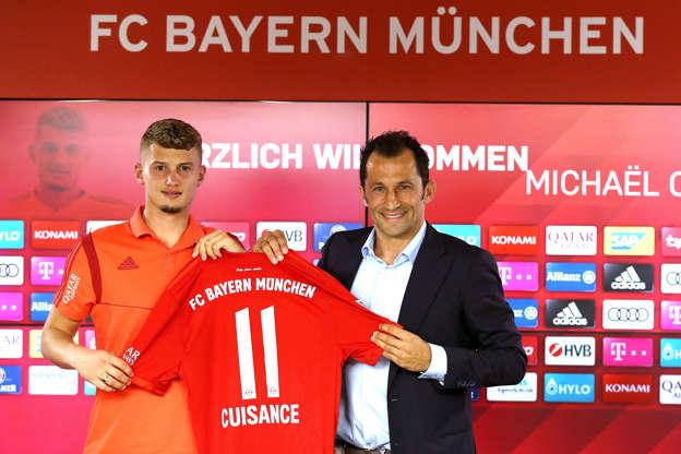 Sanches outburst leaves Bayern Munich director Salihamidzic