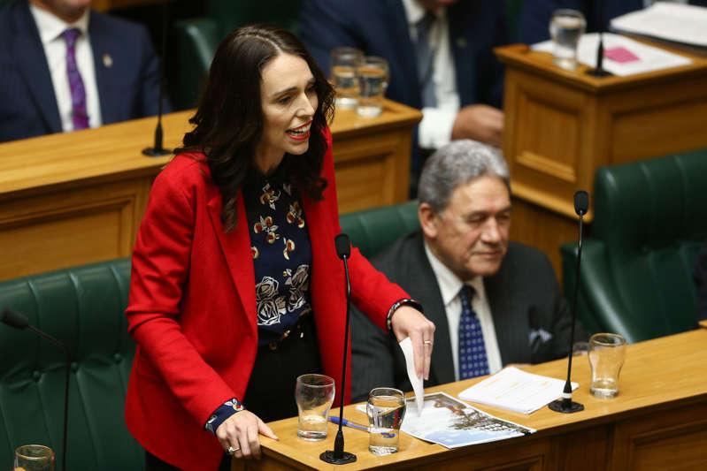 New Zealand Prime Minister Jacinda Ardern (File Photo)