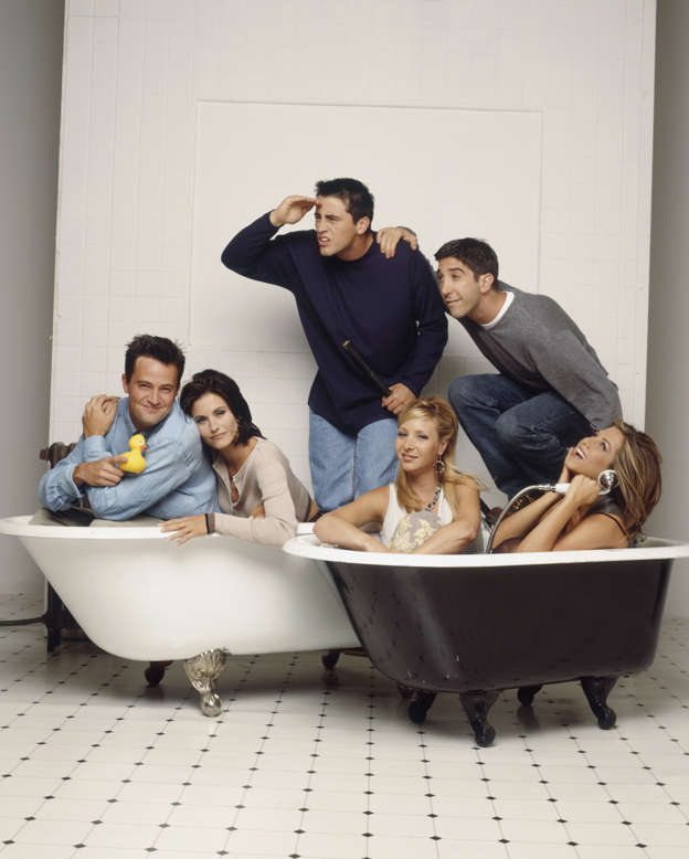A Party Room and a Prison Cell: Inside the Friends Writer's Room
