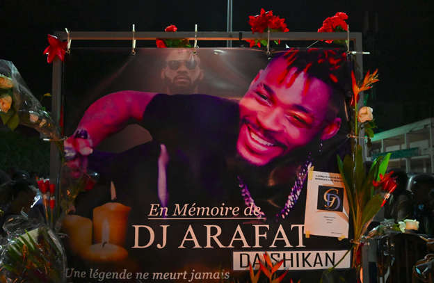 Ivory Coast holds national funeral for music icon, DJ Arafat
