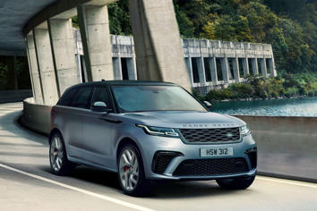 Research 2020                   Land Rover Range Rover Velar pictures, prices and reviews