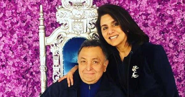 Neetu Singh on Rishi Kapoor's cancer diagnosis: 'I was