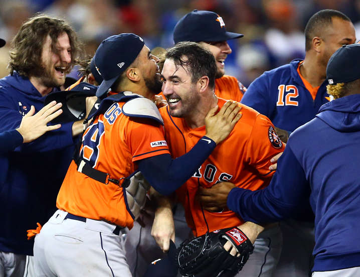 Baseball world reacts to Verlander's latest no-hitter
