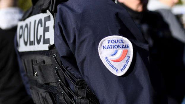 Un policier en service (PHOTO D'ILLUSTRATION)