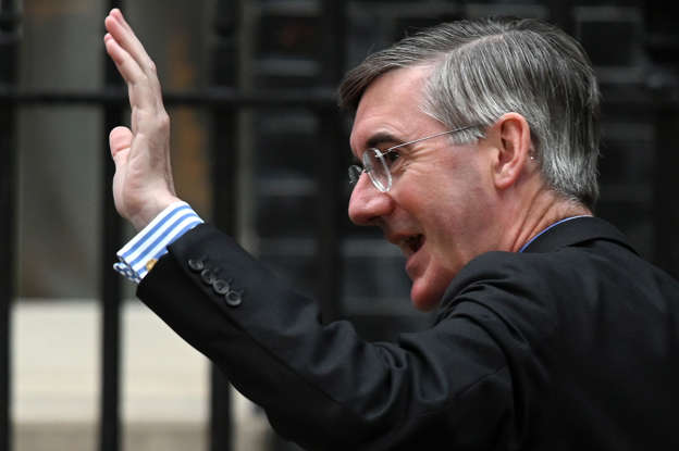 Why did Jacob Rees-Mogg drag Parnell into last night's