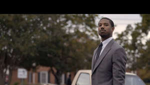 "JUST MERCY In theaters this December.  https://www.justmercyfilm.com/ https://www.facebook.com/JustMercyFilm/ https://www.instagram.com/justmercyfilm/ https://twitter.com/JustMercyFilm     Michael B. Jordan (""Black Panther,"" ""Creed,"" ""Creed II"") and Oscar winners Jamie Foxx (""Ray,"" ""Baby Driver,"" ""Django: Unchained"") and Brie Larson (""Room,"" ""The Glass Castle,"" ""Captain Marvel"") star in ""Just Mercy,"" an inspiring drama that brings one of the most important stories of our time to the big screen.  Award-winning filmmaker Destin Daniel Cretton (""The Glass Castle,"" ""Short Term 12"") directed the film from a screenplay he co-wrote, based on the award-winning nonfiction bestseller by Bryan Stevenson.  A powerful and thought-provoking true story, ""Just Mercy"" follows young lawyer Bryan Stevenson (Jordan) and his history-making battle for justice.  After graduating from Harvard, Bryan had his pick of lucrative jobs.  Instead, he heads to Alabama to defend those wrongly condemned or who were not afforded proper representation, with the support of local advocate Eva Ansley (Larson).  One of his first, and most incendiary, cases is that of Walter McMillian (Foxx), who, in 1987, was sentenced to die for the notorious murder of an 18-year-old girl, despite a preponderance of evidence proving his innocence and the fact that the only testimony against him came from a criminal with a motive to lie.  In the years that follow, Bryan becomes embroiled in a labyrinth of legal and political maneuverings and overt and unabashed racism as he fights for Walter, and others like him, with the odds—and the system—stacked against them.  The main cast also includes Rob Morgan (""Mudbound"") as Herbert Richardson, a fellow prisoner who also sits on death row awaiting his fate; Tim Blake Nelson (""Wormwood"") as Ralph Myers, whose pivotal testimony against Walter McMillian is called into question; Rafe Spall as Tommy Chapman, the DA who is fighting to uphold Walter's conviction and sentence; and O'Shea Jackson Jr. (""Straight Outta Compton"") as Anthony Ray Hinton, another wrongly convicted death row inmate whose cause is taken up by Bryan.  The film is produced by two-time Oscar nominee Gil Netter (""Life of Pi,"" ""The Blind Side""), Asher Goldstein (""Short Term 12"") and Michael B. Jordan.  Bryan Stevenson, Mike Drake, Niija Kuykendall, Gabriel Hammond, Daniel Hammond, Scott Budnick, Jeff Skoll and Charles D. King served as executive producers.  Cretton co-wrote the screenplay with Andrew Lanham (""The Glass Castle""), based on Stevenson's book Just Mercy: A Story of Justice and Redemption.  Published in 2014 by Spiegel & Grau, the book has spent more than 150 weeks on The New York Times Best Sellers List, and counting.  It was also named one of the year's best books by a number of top publications, including TIME Magazine.  For the book, Stevenson also won the Andrew Carnegie Medal for Excellence, an NAACP Image Award, and the Dayton Literary Peace Prize for Nonfiction.  Cretton's behind-the-scenes creative team included director of photography Brett Pawlak, production designer Sharon Seymour, editor Nat Sanders and composer Joel P. West, all of whom previously collaborated with the director on ""The Glass Castle.""  They are joined by costume designer Francine Jamison-Tanchuck (""Detroit,"" ""Roman J. Israel, Esq."").             Warner Bros. Pictures presents, in Association with Endeavor Content/One Community/Participant Media/Macro, a Gil Netter Production, an Outlier Society Production, ""Just Mercy.""  The film is slated for limited release on December 25, 2019 and will go wide on January 10, 2020.  ""Just Mercy"" will be distributed worldwide by Warner Bros. Pictures and has been rated PG-13 for thematic content, including some racial epithets."