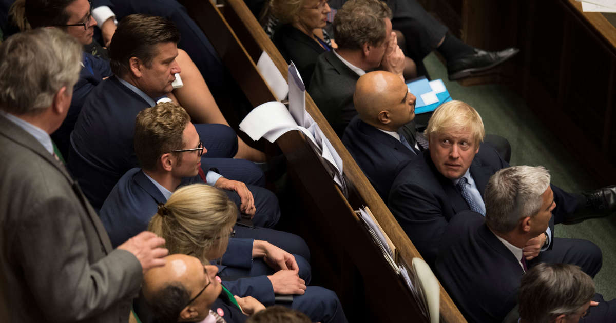 Image result for How Boris Johnson Lost His Legislative Majority, And What It Means