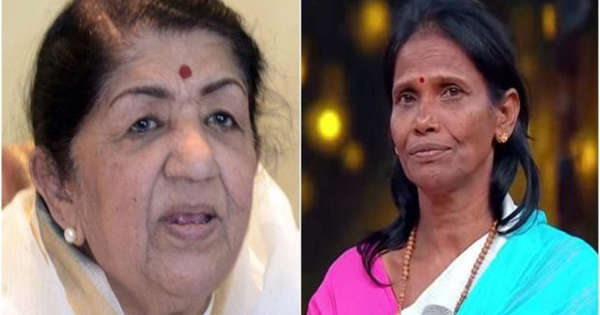 Fans disappointed after Lata Mangeshkar's 'be original