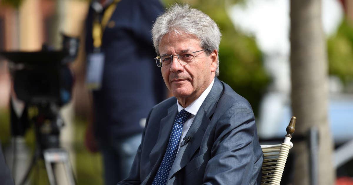 Risultati immagini per Con Gentiloni l'Italia si prende gli Affari Economici.