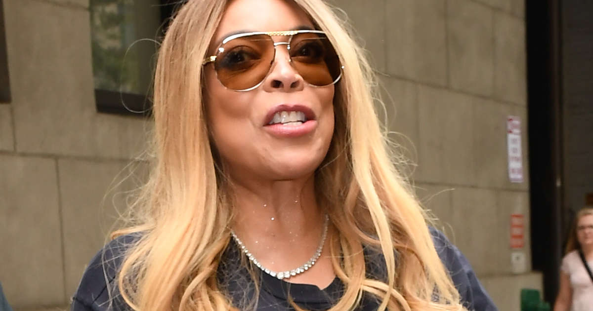 Wendy Williams opens up about husband's infidelity
