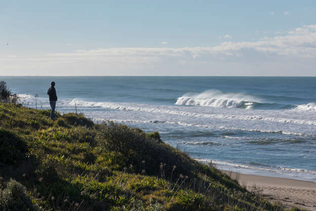 Concerns a septic tank could wash into Gisborne beach