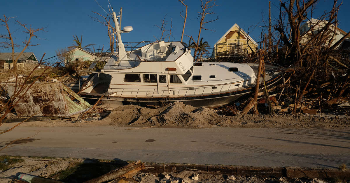Living conditions 'rapidly deteriorating' after storm in