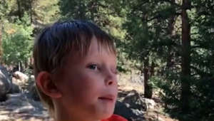 8-year-old boy speaks out after surviving horrific mountain lion attack