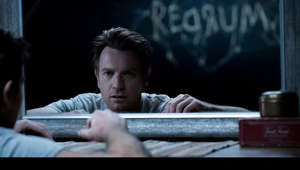 "Ewan McGregor using a laptop: The World Will Shine Again. ""Doctor Sleep"" Only in Theaters November 8.  ------- http://DoctorSleepMovie.com https://www.facebook.com/doctorsleepmovie/ https://www.twitter.com/DoctorSleepFilm https://www.instagram.com/DoctorSleepMovie ------- ""Doctor Sleep"" continues the story of Danny Torrance, 40 years after his terrifying stay at the Overlook Hotel in The Shining.  Ewan McGregor, Rebecca Ferguson and newcomer Kyliegh Curran star in the supernatural thriller, directed by Mike Flanagan, from his own screenplay based upon the novel by Stephen King. Still irrevocably scarred by the trauma he endured as a child at the Overlook, Dan Torrance has fought to find some semblance of peace.  But that peace is shattered when he encounters Abra, a courageous teenager with her own powerful extrasensory gift, known as the ""shine.""  Instinctively recognizing that Dan shares her power, Abra has sought him out, desperate for his help against the merciless Rose the Hat and her followers, The True Knot, who feed off the shine of innocents in their quest for immortality. Forming an unlikely alliance, Dan and Abra engage in a brutal life-or-death battle with Rose.  Abra's innocence and fearless embrace of her shine compel Dan to call upon his own powers as never before—at once facing his fears and reawakening the ghosts of the past.  ""Doctor Sleep"" stars Ewan McGregor (""Star Wars: Episodes I, II & III,"" ""T2 Trainspotting"") as Dan Torrance, Rebecca Ferguson (the ""Mission: Impossible"" films, ""The Greatest Showman"") as Rose the Hat, and Kyliegh Curran, in her major feature film debut, as Abra.  The main ensemble cast also includes Carl Lumbly, Zahn McClarnon, Emily Alyn Lind, Bruce Greenwood, Jocelin Donahue, Alex Essoe and Cliff Curtis.  Trevor Macy and Jon Berg produced the film, with Roy Lee, Scott Lumpkin, Akiva Goldsman and Kevin McCormick serving as executive producers.  Flanagan's behind-the-scene creative team was led by director of photography Michael Fimognari (""The Haunting of Hill House""), production designers Maher Ahmad (""Get Hard"") and Elizabeth Boller (""Hush""), and costume designer Terry Anderson (""Den of Thieves"").  The music score is composed by The Newton Brothers (""The Haunting of Hill House"").  Warner Bros. Pictures presents, An Intrepid Pictures/Vertigo Entertainment Production, A Mike Flanagan Film, ""Doctor Sleep.""  Slated for release in North America on November 8, 2019, and globally beginning on October 30, 2019, ""Doctor Sleep"" will be distributed worldwide by Warner Bros. Pictures."