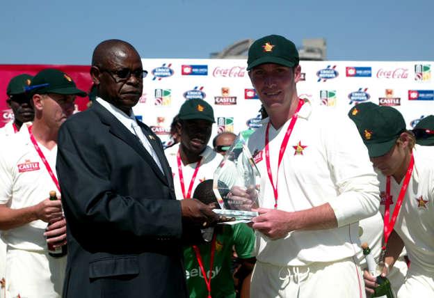 Peter Chingoka, former head of Zimbabwe cricket, dies at 65