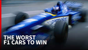 Upsets are rare in Formula 1, but that makes them all the more special when they occur. In this current era of the same teams scooping up all of the race wins, we take a look back through the archives to pick out 10 cars that had no business winning a grand prix but somehow managed it. Luck, opportunism, clever strategy and sometimes a genius behind the wheel all played their part in this list - let us know your favourites, and tell us which ones we missed!