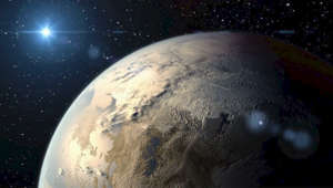 Astronomers believe distant planet could be 'more hospitable' than Earth