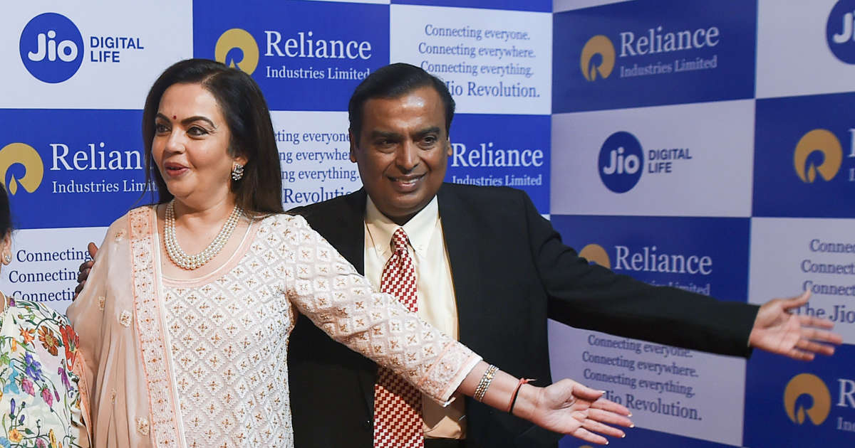 Reliance Jio first day first show: Movie production and