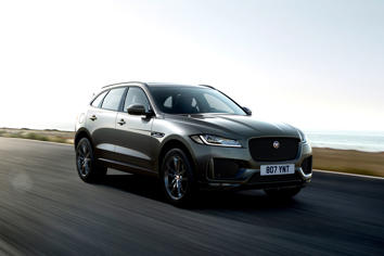 Research 2020                   JAGUAR F-Pace pictures, prices and reviews