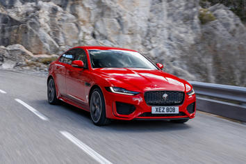 Research 2020                   JAGUAR XE pictures, prices and reviews