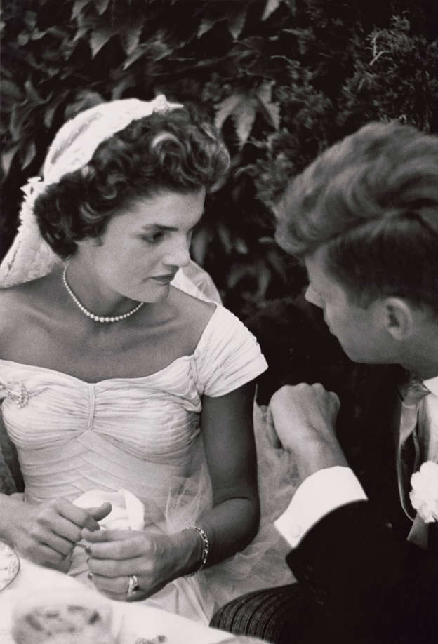 Jackie Kennedy's fairy-tale wedding was a nightmare for her