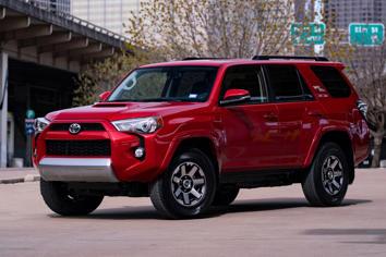 2020 Toyota 4runner Overview Msn Autos