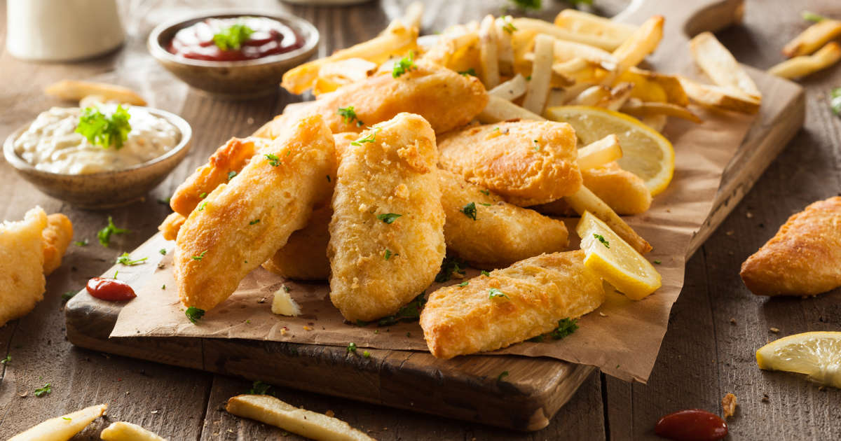 Britains Best Chippies Revealed Top 20 Fish And Chip Shops