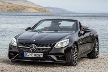 2020 Mercedes Benz Slc Roadster Specs And Features Msn Autos