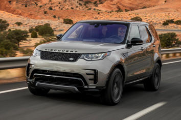 Research 2020                   Land Rover Discovery pictures, prices and reviews