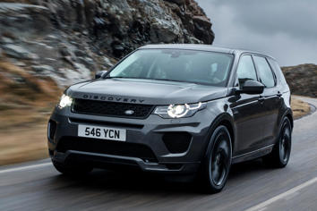 Research 2020                   Land Rover Discovery Sport pictures, prices and reviews