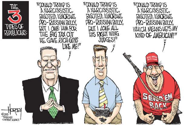 The News In Cartoons