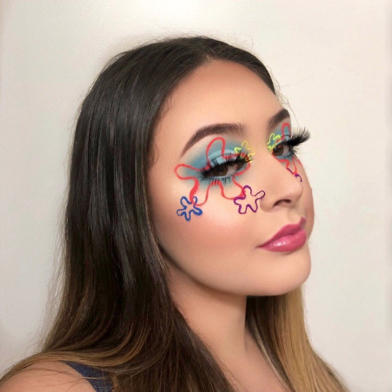 The Most Jaw Dropping Halloween Makeup Ideas On Instagram